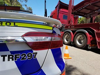 Crashes spark Operation Carter near Wollongong
