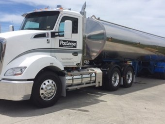 PacLease takes delivery of first Kenny T610