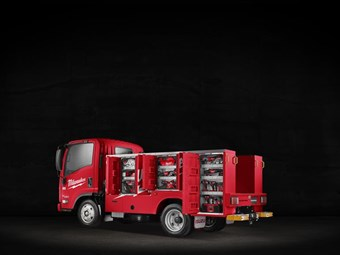 Want to win an Isuzu N Series and $10k worth of tools?