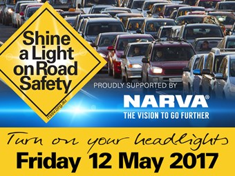 'Shine a Light' road safety campaign looms