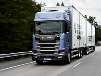 Scania's Next Generation