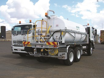 Felco Manufacturing goes the distance with tanks