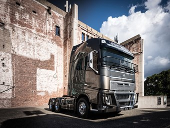 Volvo teases with FH XXL concept cab