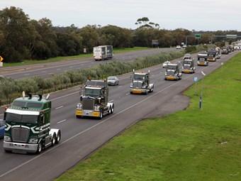 Victoria Camp Quality Convoy