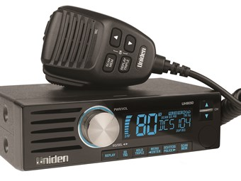 Uniden unveils latest CB radio innovation