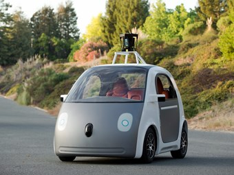 Driverless cars in Oz: One million by 2035, no licence needed