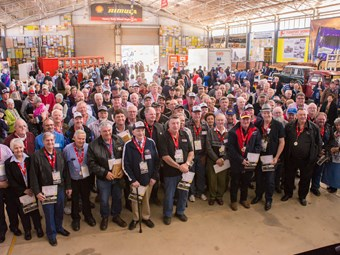 Unsung truckie heroes honoured at National Road Transport Hall of Fame