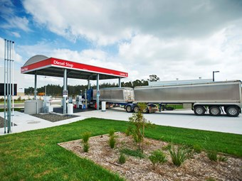 GoGetta partners with Caltex to save truckies thousands