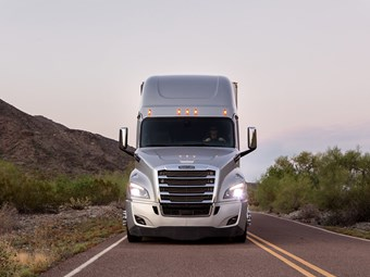 Double anniversary for Daimler Trucks North America