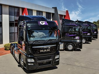 Ten MAN fleet added for G1 Logistics