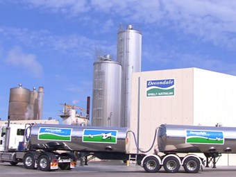 Murray Goulburn restructure sees 60 tanker jobs axed