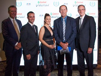 Industry's best honoured at Castrol Vecton Awards