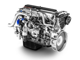 FPT Industrial launches new natural gas Cursor 13 engine