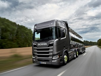 Scania tops Euro truck test again