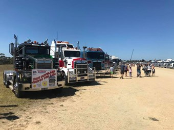 East Gippsland Convoy for Kids gives back