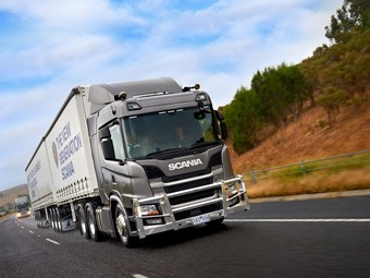 Scania launches all-new truck range locally