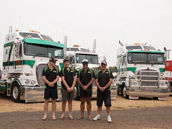 Oaklands celebrates 10th Truck Show