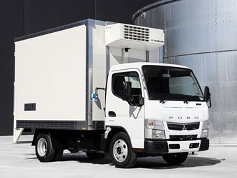 Fuso off and running with Built Ready range | News