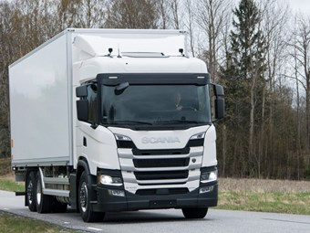 Scania study confirms fossil-free road transport possible by 2050