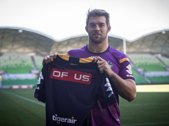 Fuso tackles toughness with Melbourne Storm initiative