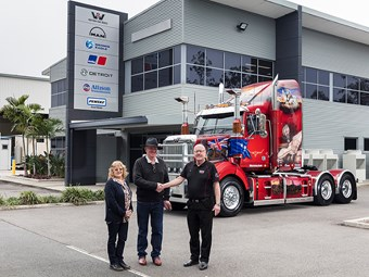 Iconic Aussie truck snapped up