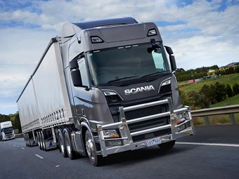 Scania eyes next generation internal combustion engine