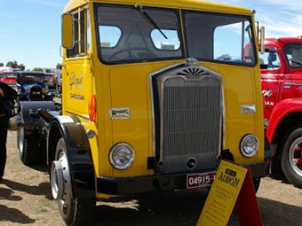 Classics set for Clunes Truck Show
