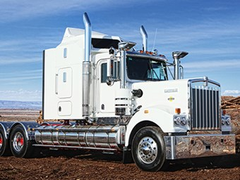 Kenworth Legend raffle a hit for footy club