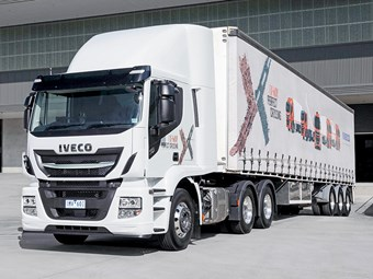 BTS 19: Iveco showcases green credentials