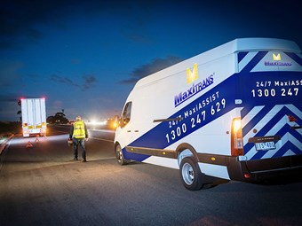 MaxiTrans servicing goes mobile