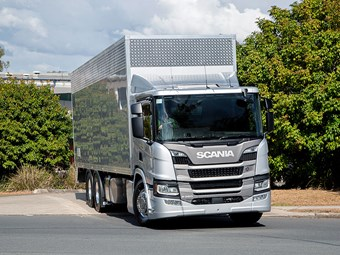 Scania lifts lid on rigid market challenge