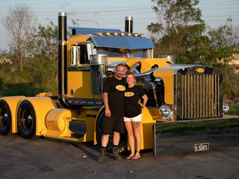 Moo trucks on through cancer battle