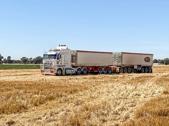 Trailer manufacturing a beneficiary of the big wet