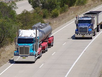 NTC seeks feedback on upcoming heavy vehicle charges hike