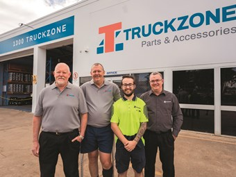 Truckzone beefs up network