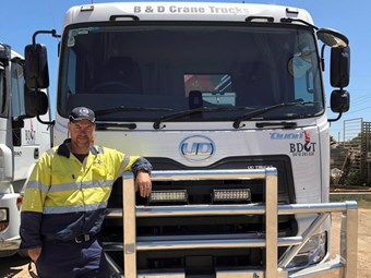 Adelaide driver takes the win in UD economy challenge
