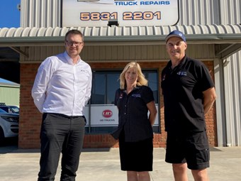 CMV Truck and Bus acquires Shepparton truck repairer