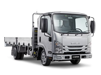 Isuzu releases traypack package on NLR model