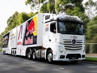 Actros lines up to head Red Bull push in 2021