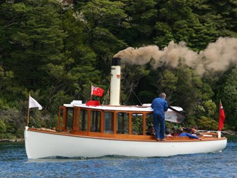 NZ Antique & Classic Boat Show 2015