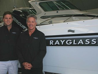 Rayglass appoints new sales and marketing manager