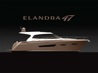 Elandra Yachts unveils plans for new 47ft Sport Yacht at Sanctuary Cove Boat Show