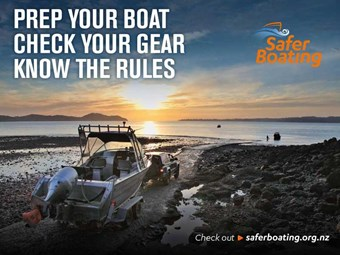 Volvo Sailing gets on board with Safer Boating Week