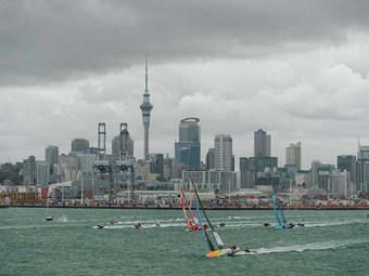 New route for 2017-2018 Volvo Ocean Race