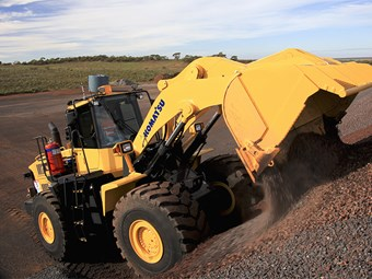 Six tips for protecting earthmoving equipment from fire