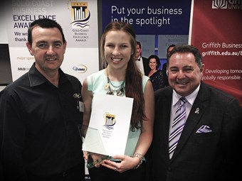 Digga wins Gold Coast business award