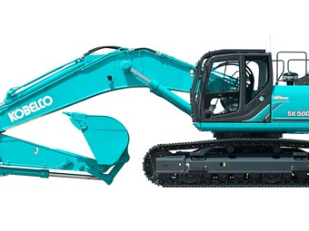Kobelco upgrades excavator warranties