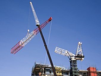 Construction sector grows for fifth straight month