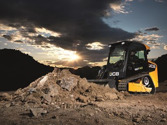 New JCB skid-steer loaders available in Australia