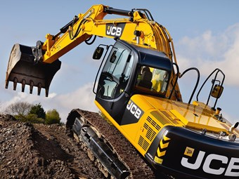 JCB USA's Patterson to chair AEM in 2015